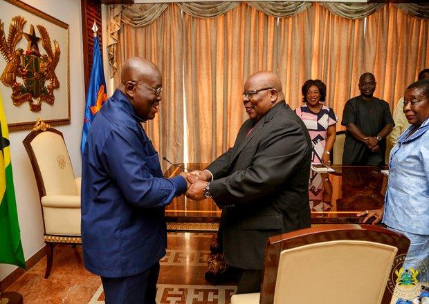Tanzanian President Hails Nana