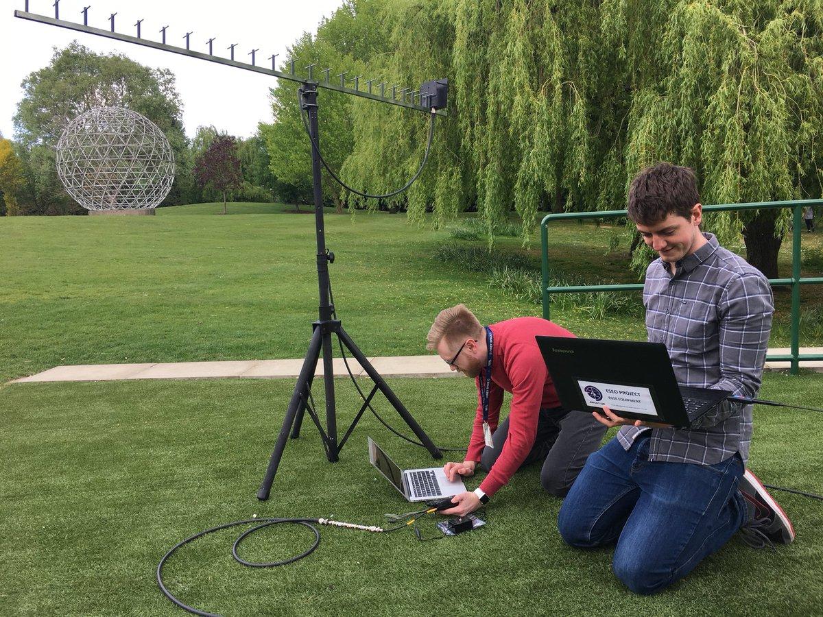 test Twitter Media - AMSAT-UK test ESEO payload command uplink https://t.co/zIZcK3mkPl #hamradio #amateurradio #satellites #hamr #Space https://t.co/WBwjUNfflI