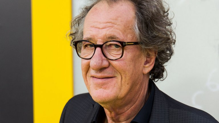 'Awards Chatter' Podcast — Geoffrey Rush ('Genius')