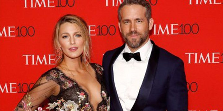 Family affair! Ryan Reynolds brings mom Tammy and wife Blake Lively to the TIME100 Gala