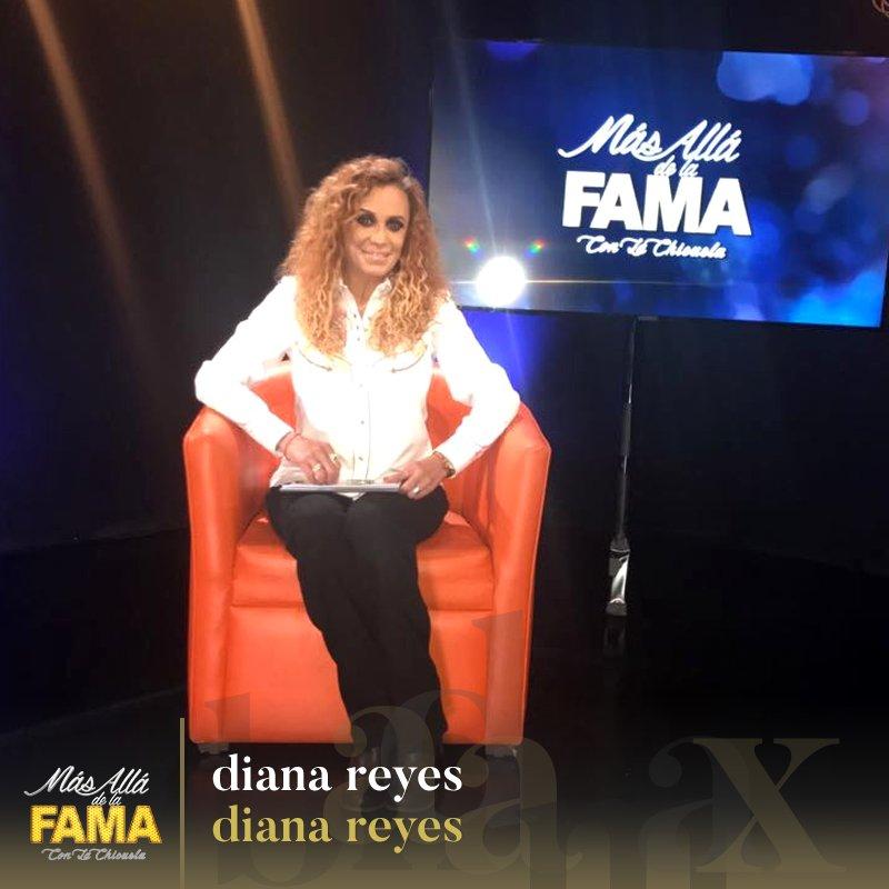 test Twitter Media - Llego la hora de conocer todo acerca de @DianaReyesMusic en entrevista con la @chicuela en #MásAlláDeLaFama ¡Comenzamos! https://t.co/0t7eQOp9W9