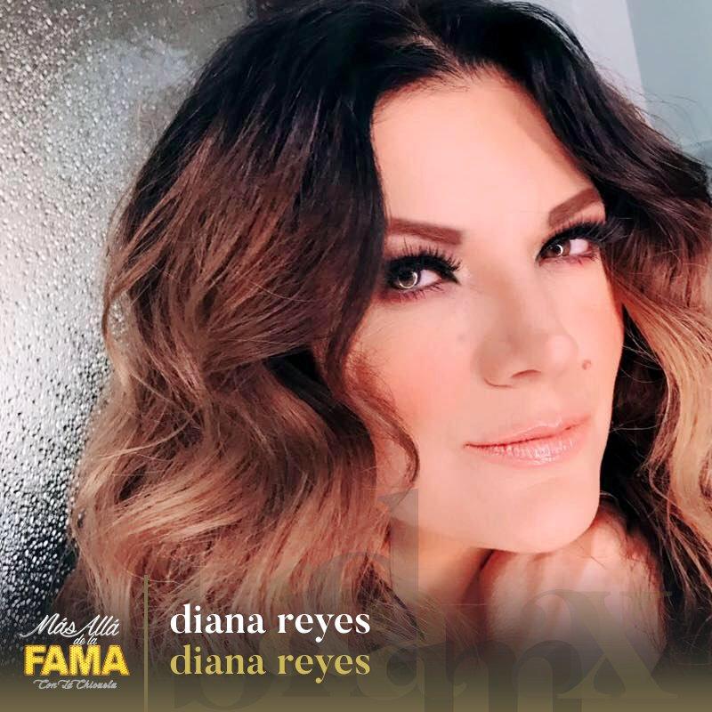 test Twitter Media - ¿Qué te gustaría saber de @DianaReyesMusic? Continuamos en #MásAlláDeLaFama con la @chicuela https://t.co/kz01R0LoZB