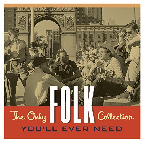 The Only Folk Collection You'll Ever Need [2 CD] #news #free #giveaway #music