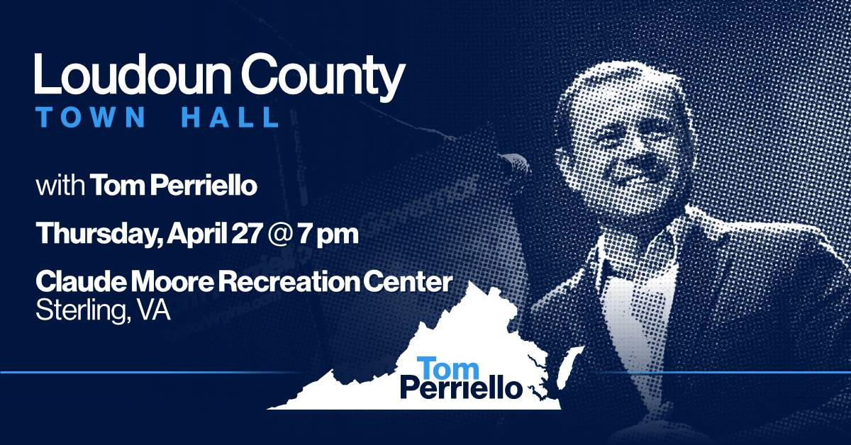 Tomorrow night we'll be in Loudoun County for our 12th town hall meeting. Will you join us? https://t.co/SyOJjoFBsQ https://t.co/Q4BX7yBu4Z