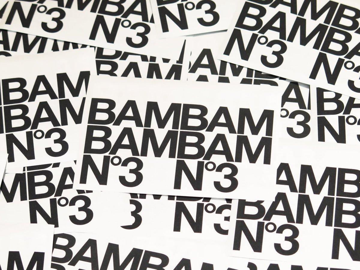 #APC BAM BAM nº3 4/27(木) 19h30/01h , パリ Dj sets #Metronomy #Moodoid #Toys #HDR エントランスフリー #Paris https://t.co/Vlg3vX16jI