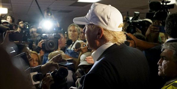 Trump and the media: A win-win reality show?