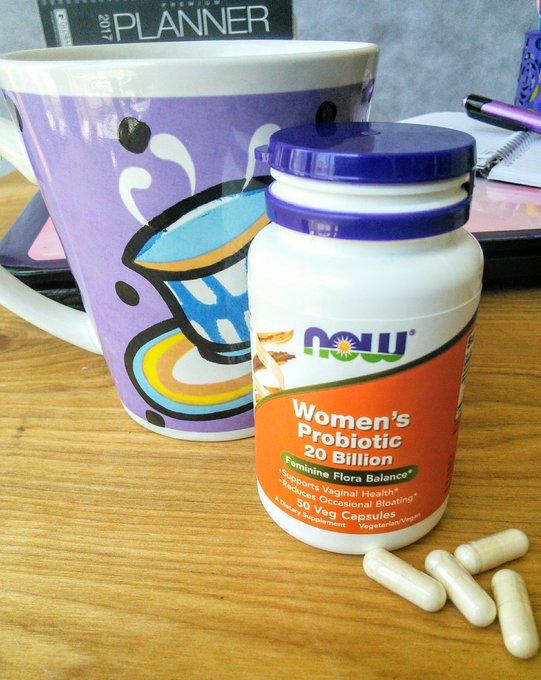 NOW® Women's Probiotic 20 Billion Giveaway