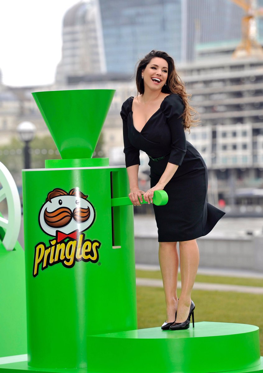 Had a great time launching the Pringles Flavour Cloud today :)  #spon https://t.co/VBkDBPQfXK