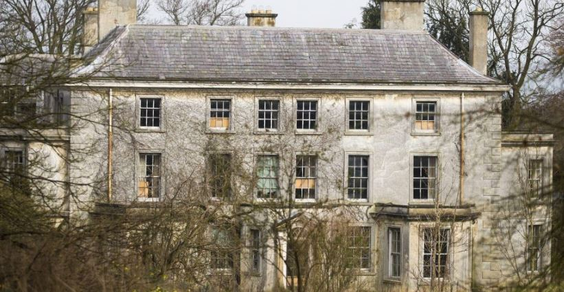 Quintessential English country village complete with 43 homes, church, pub, petrol station and 21-room manor house sold to 'the kindest bidder'