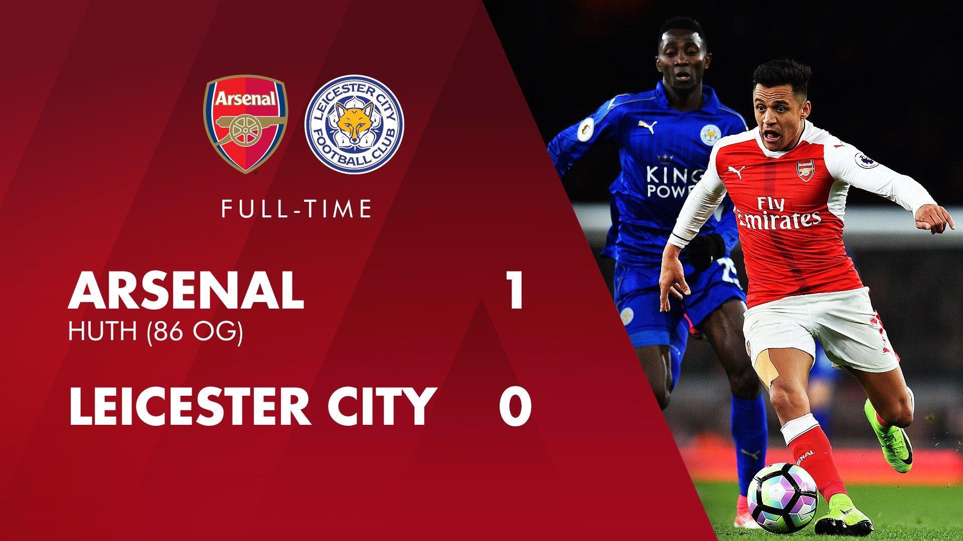 Матч ставки Лестер на Арсенал