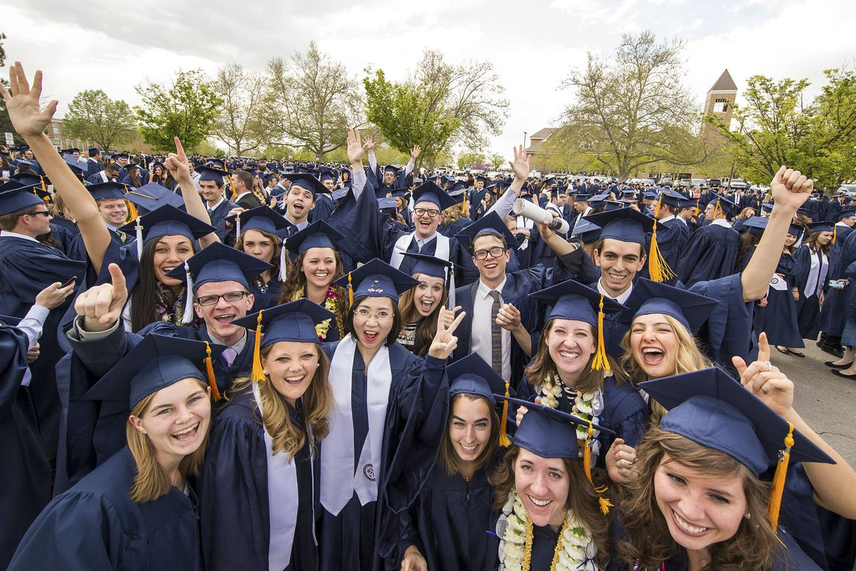 T minus 24 hours until 2017 Commencement. Be sure to use #BYUGrad in all your posts! https://t.co/DOWbnCkUFL