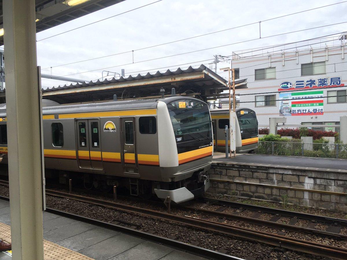 登戸駅の発車チャイムはドラえもんだった。知らんかった。