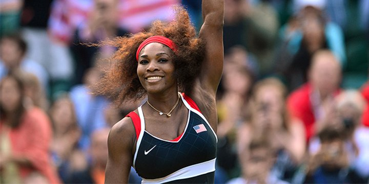 18 Serena Williams quotes to live by ?