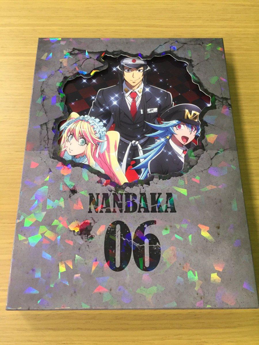 アニメ「ナンバカ」Blu-ray&DVD6巻が現在発売中!オリジナルサウンドトラック第3弾もついています!個人的には神八