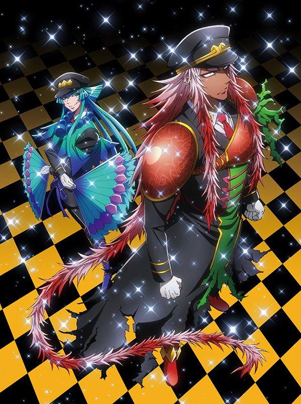 アニメ2期が収録されているBlu-ray&DVD7~8巻のビジュアルが公開されました!7巻はリャン・ウパ・チィー、8巻は