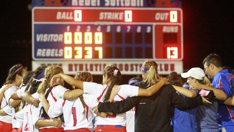 Hays softball team embraces a heartfelt mission to play for Brynn