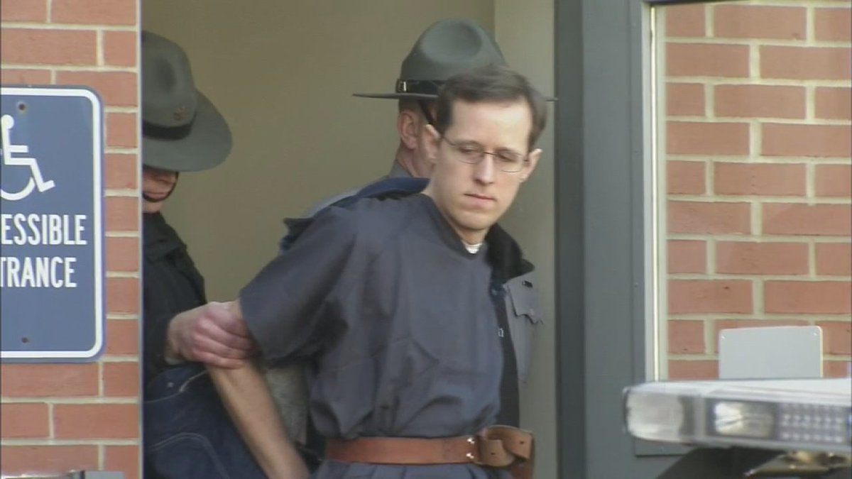 Trooper ambush killer Eric Frein sentenced to death