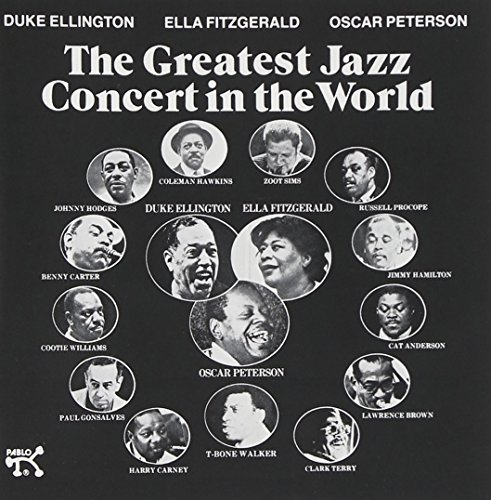 The Greatest Jazz Concert in the World #news #free #giveaway #music