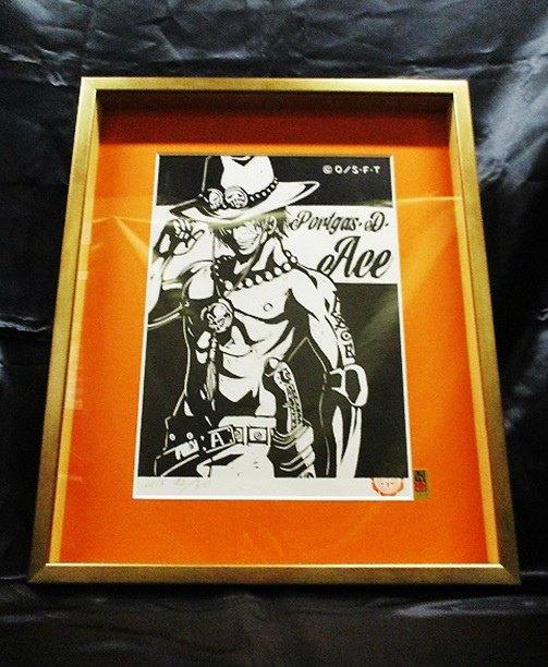 【オススメ商品】ワンピース木版画コレクションONE PIECE Woodblock Print Collection(エ