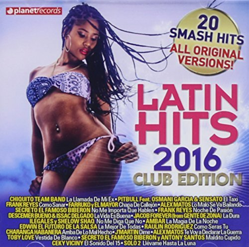 Latin Hits 2016 Club Edition #news #free #giveaway #music