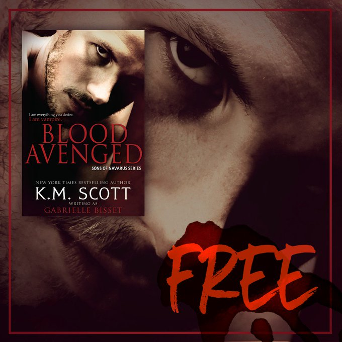 BLOOD AVENGED by ! Grab it now! freebie paranormal