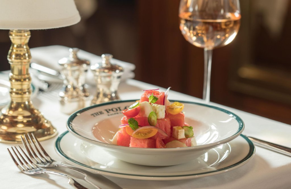 #ThePoloBar Watermelon Salad - a fresh take on one of summer's favorite foods. https://t.co/poQlH2HTLF