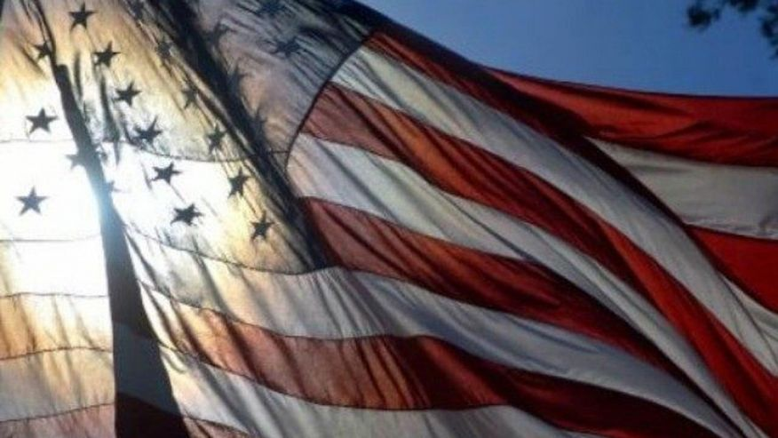 American flag flap forces Virginia high school students to show their patriotism
