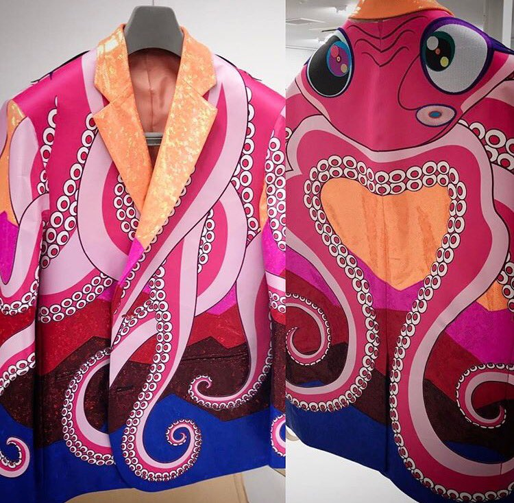 need this omg; Takashi Murakami killing it with his 'the octopus eats its own leg' series ����✨ https://t.co/BZz55gNvyv