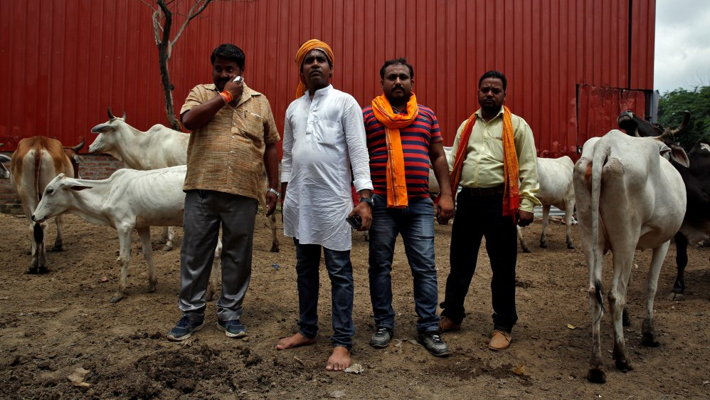India's politics of meat
