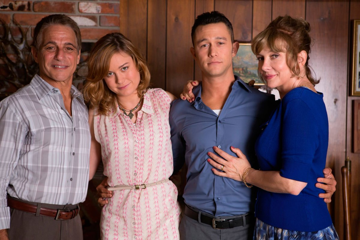 #DonJon family portrait w/ @TonyDanza, @brielarson and Glenne Headly.. #TBT https://t.co/asAkJVDpma