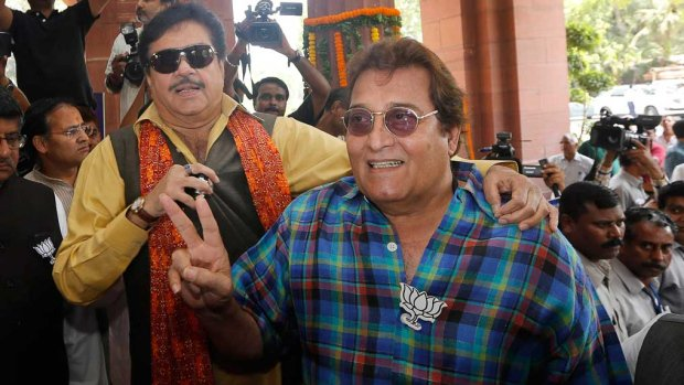 Bollywood actor Vinod Khanna dies of cancer at age 70