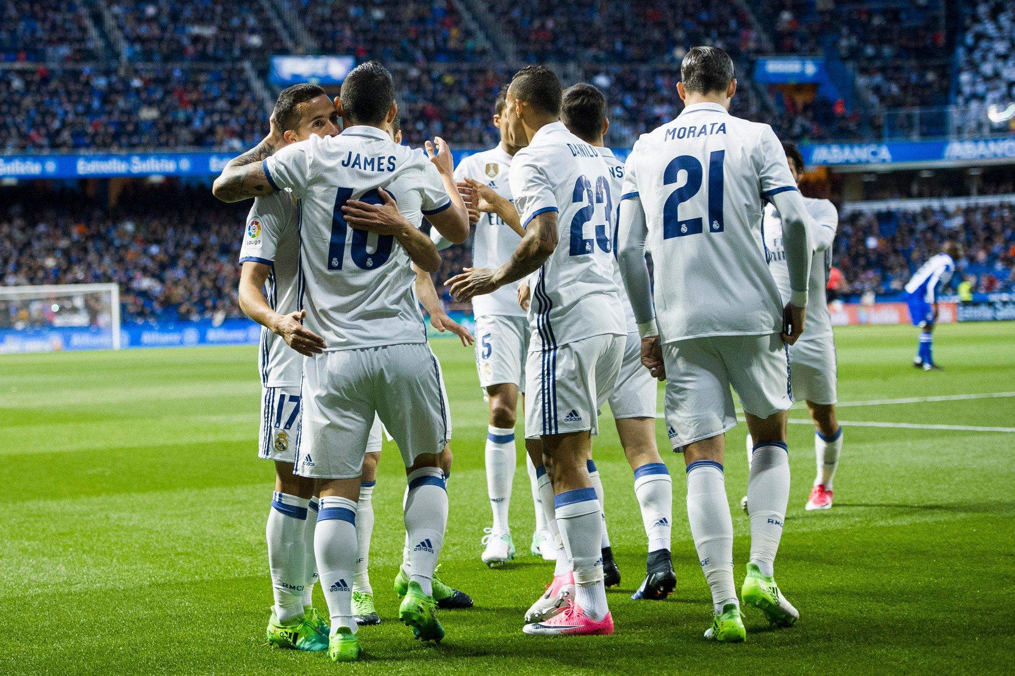 Реал добыл волевую победу над наполи