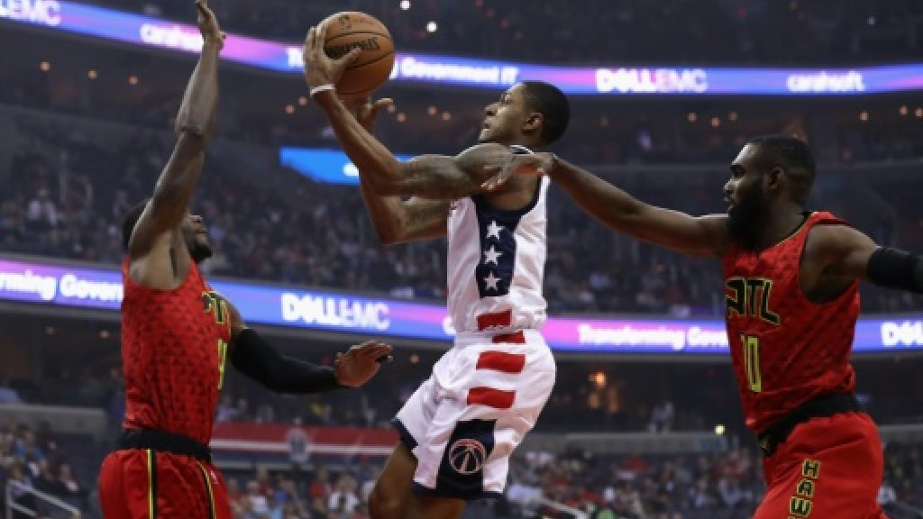 Wizards seize 3-2 NBA playoff series lead over Hawks