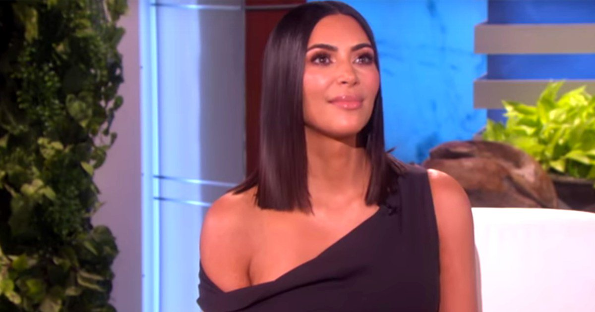 """Kim Kardashian cries on Ellen over the Paris robbery: """"That was meant to happen to me"""""""