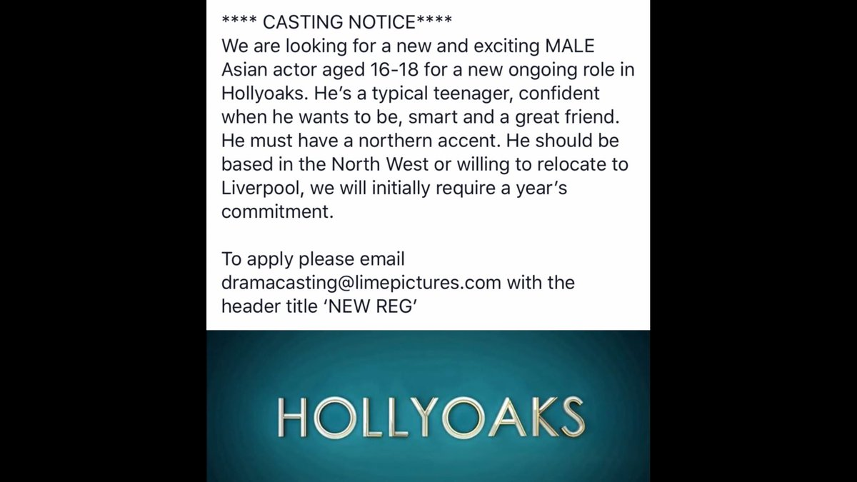 RT ***Northern Casting*** https://t.co/NRc9UlKEEN