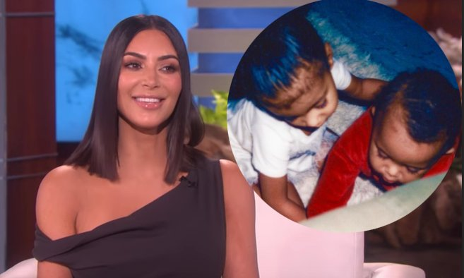 You won't BELIEVE what Kim Kardashian has to do to stop North being