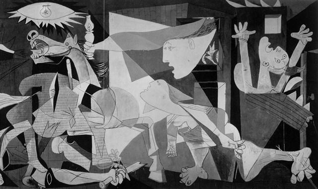 El Parlamento vasco pide el traslado del 'Guernica' de Picasso a Euskadi