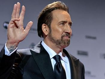 Nicolas Cage breaks ankle after 'freak accident' on movie set