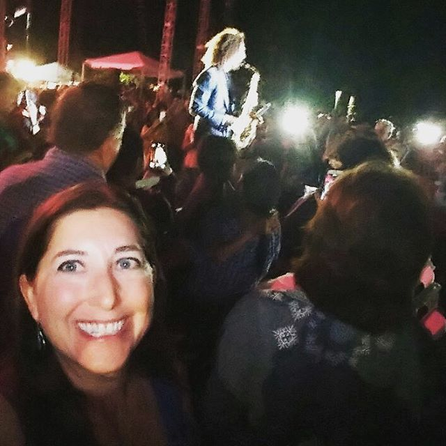 test Twitter Media - Loved the outdoor #concert by @KennyG at Coachman Park. He's an incredible performer + his band is fantastic https://t.co/D1q5GhRrEp #kennyg https://t.co/Fns2JCROzc