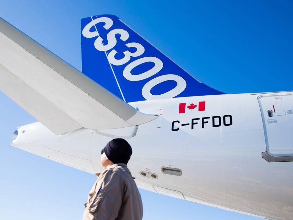 'Absurdly low prices': Boeing seeks U.S. anti-dumping probe against Bombardier's CSeries jet