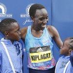 Boston Marathon winner and mother of five Edna Kiplagat explains why she runs