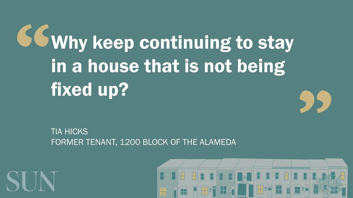Tenants lose, landlords win in Baltimore's rent court