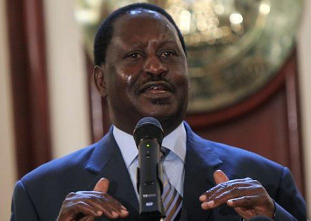 [Kenya Elections] Raila Odinga Confirmed Main Opposition Presidential Candidate