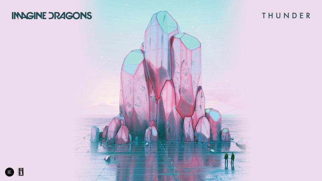 Listen to @Imaginedragons all new single #Thunder https://t.co/DJGOnUzAtC https://t.co/Kc9aFqY3Bj