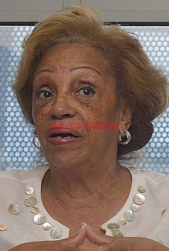 Lucette Michaux-Chevry « reconvoquée dès que son état le permettra»