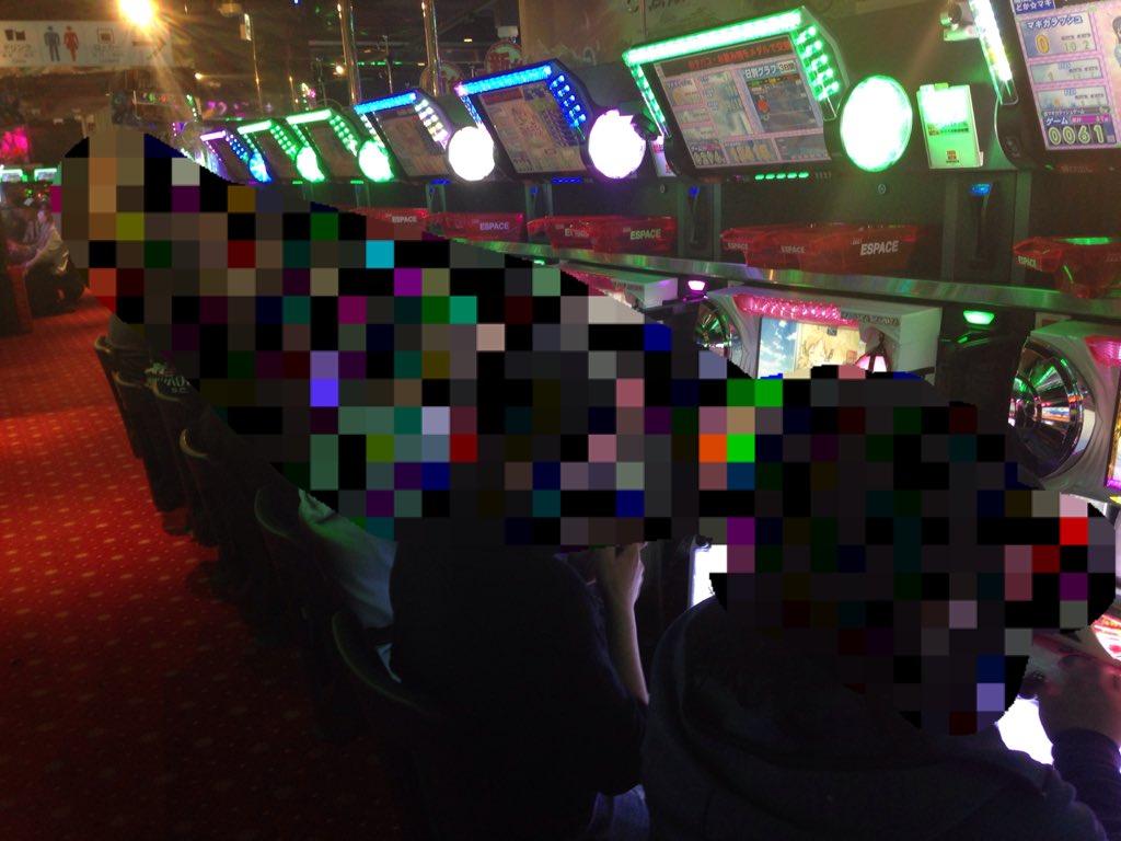 エスパス日拓赤坂見附駅前店さんバジリスク絆は勿論ですが番長3とまどマギも人気です!周囲のまどマギもラッシュに入り出しまし