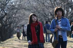 仲里依紗の時をかける少女で劇中度々出てくる桜並木のシーンって開成山だったんだね