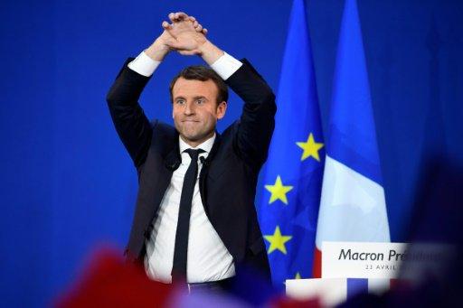 Sondage : Macron serait largement élu face à Le Pen