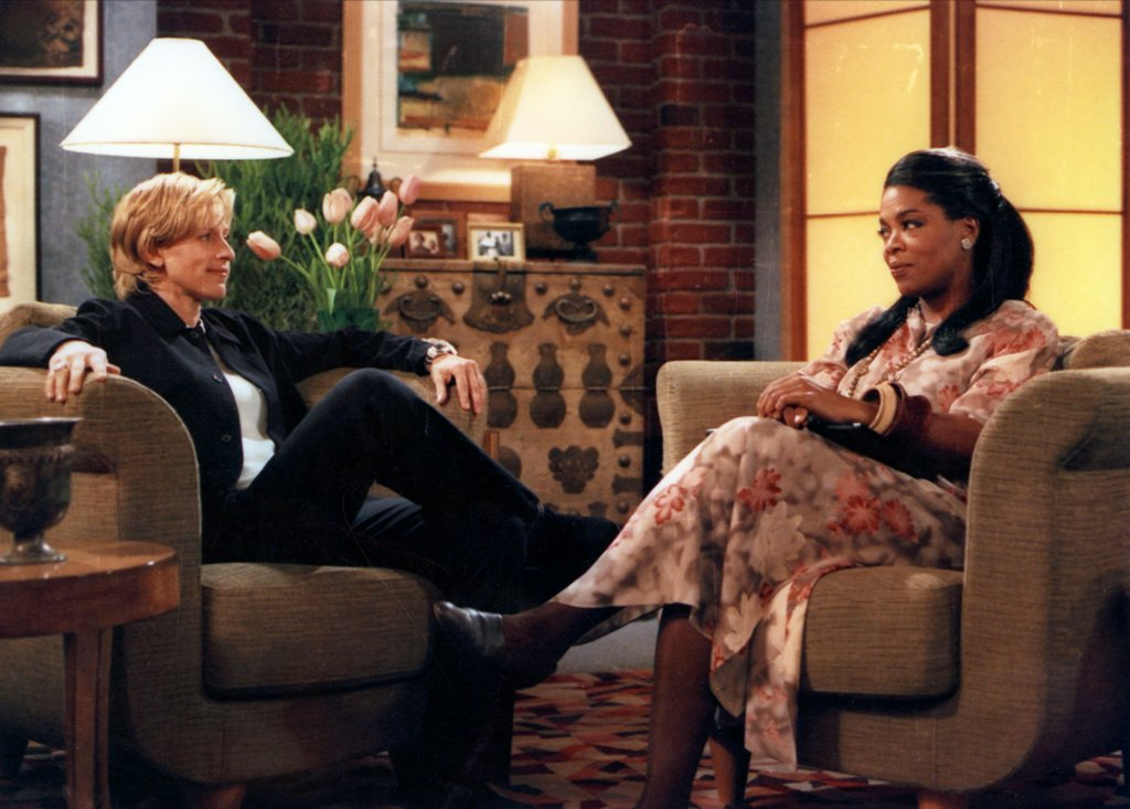 #TBT to 20 years ago. Don't miss tomorrow's show. @Oprah https://t.co/n2HLh4QLcv