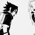 モーニング!☀🌺#SasuSaku #Naruto #Uchiha